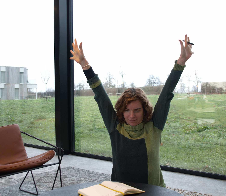 Schrijfworkshops Schrijven naar jezelf met Emke Dierickx
